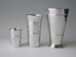 錫光,酒器,ビアマグツチメ,一口ビール,ウィスキーカップ